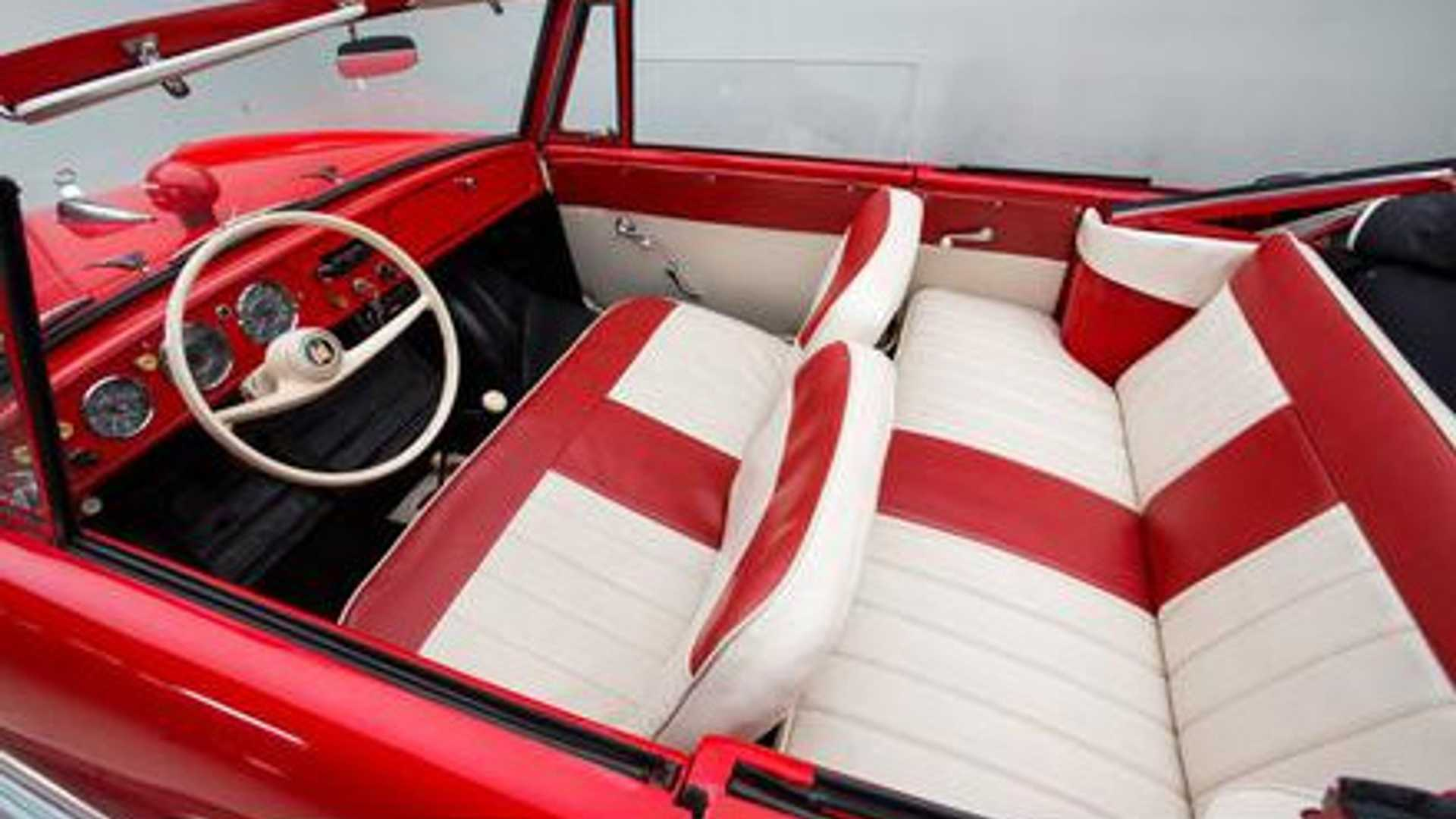 """[""""Cruise Open Waters In A 1962 Amphicar 770""""]"""