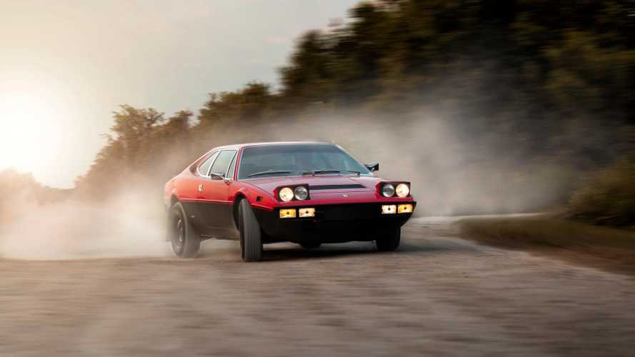 1975 Ferrari Dino 308 GT4 Gets The Safari Treatment