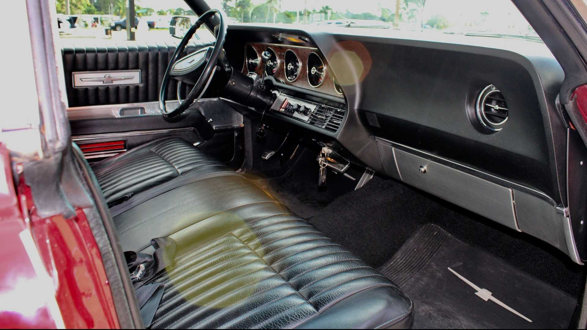 """[""""Own This Rare 1968 Ford Thunderbird With Just 26K Miles""""]"""
