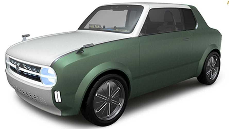 Suzuki teases wild Waku Spo Concept for Tokyo Motor Show debut