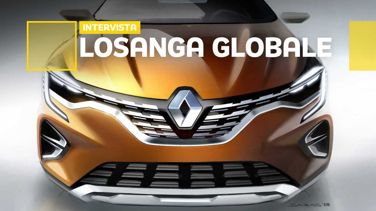 Copertina Intervista Design Renault