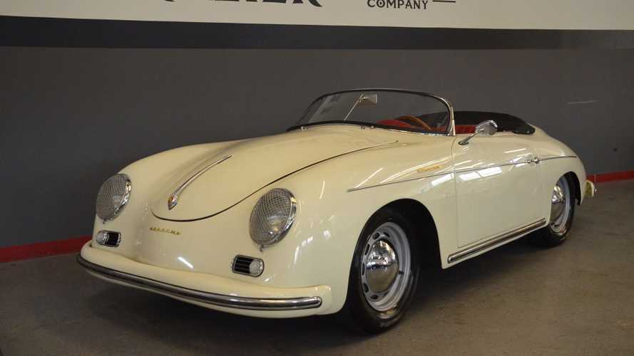 Scoop This 1956 Porsche 356A Speedster