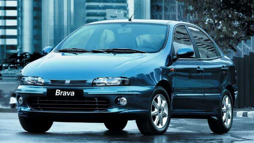 Fiat comemora 20 anos de lançamento do Brava no Brasil