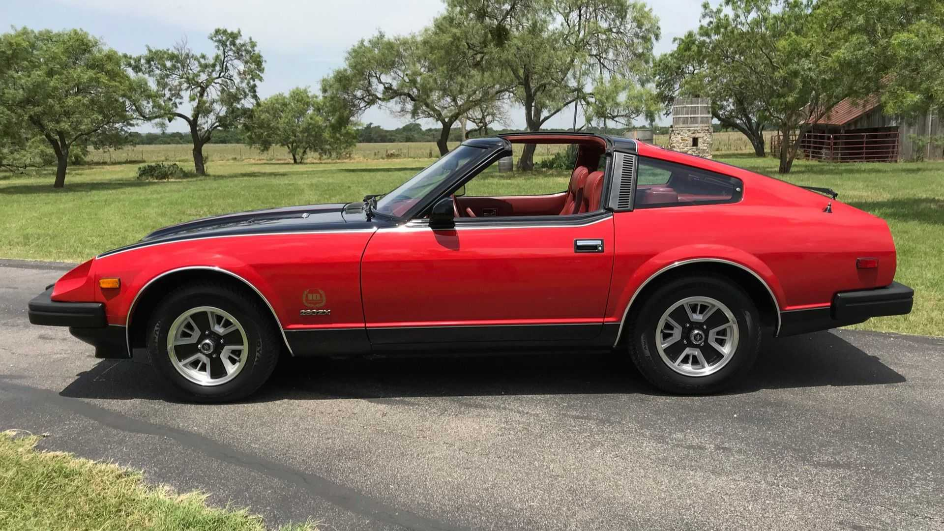 "[""Swoon For This 1980 Datsun 280ZX 10th Anniversary""]"