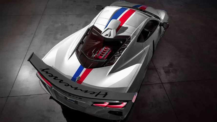 Hennessey Corvette C8