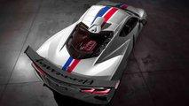 Chevrolet Corvette C8 par Hennessey