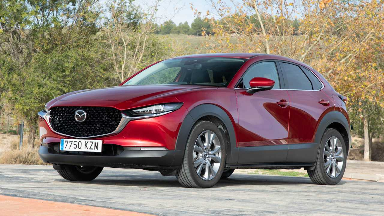 Prueba Mazda CX-30 2019