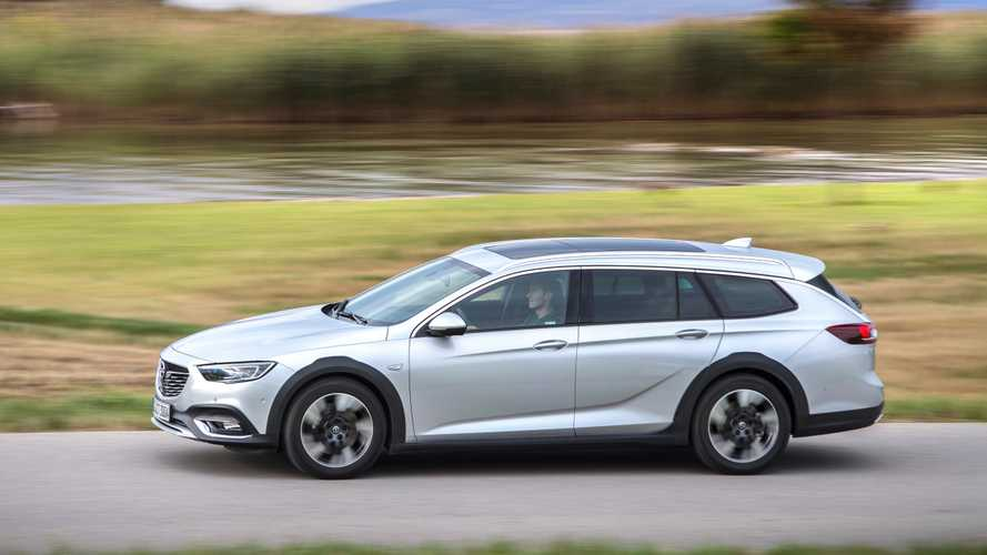 Opel Insignia ST Country Tourer 1.6 T 2019