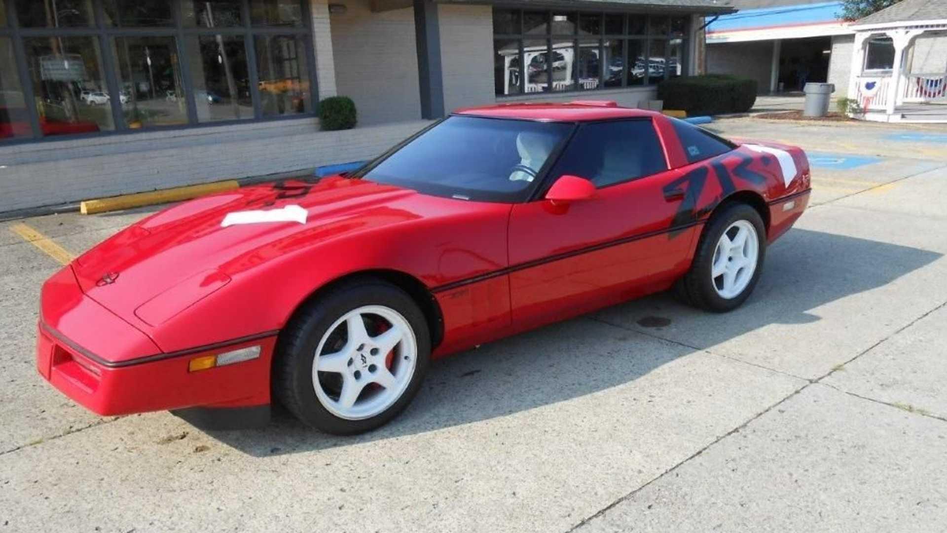 """[""""King Of The Hill: 1990 Chevrolet Corvette ZR-1""""]"""