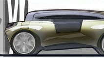 Ffuture iconic vehicle for 2020
