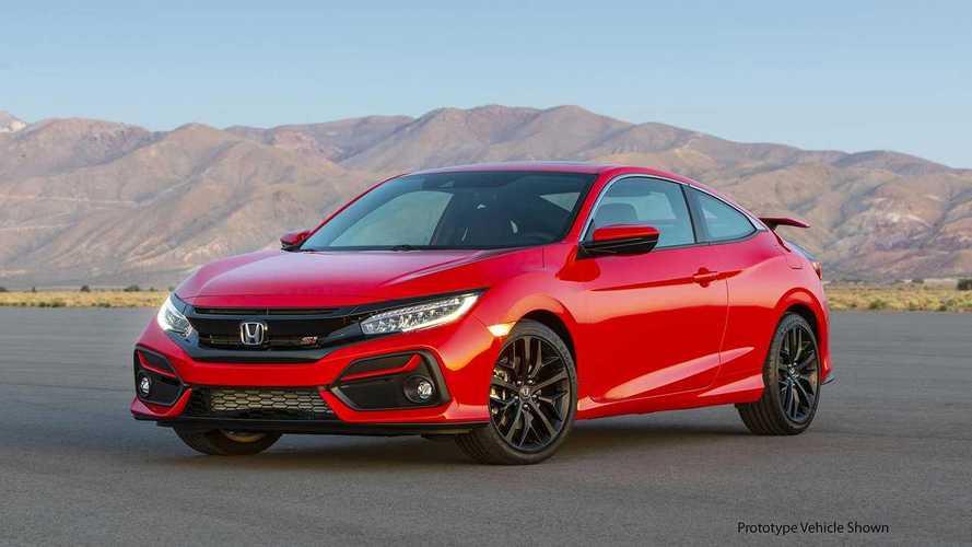 2020 Honda Civic Si tazelendi ve hızlandı