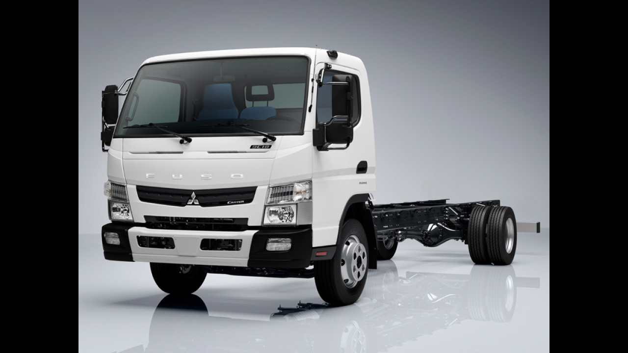 Fuso Canter MY14