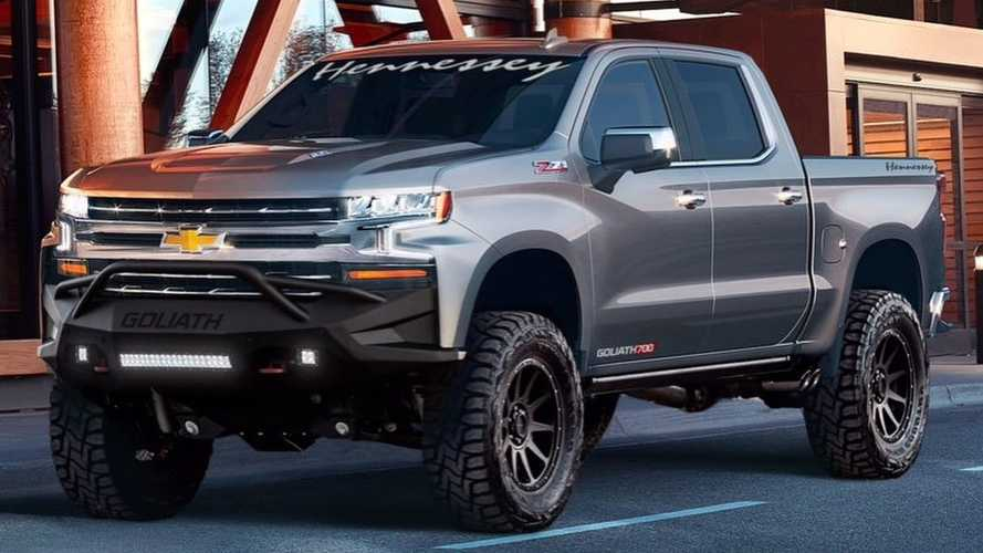 Hennessey Goliath Upgrade For Chevrolet And GMC Trucks