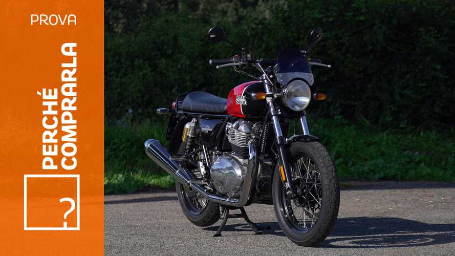 Royal Enfield Interceptor | Perché comprarla... E perché no