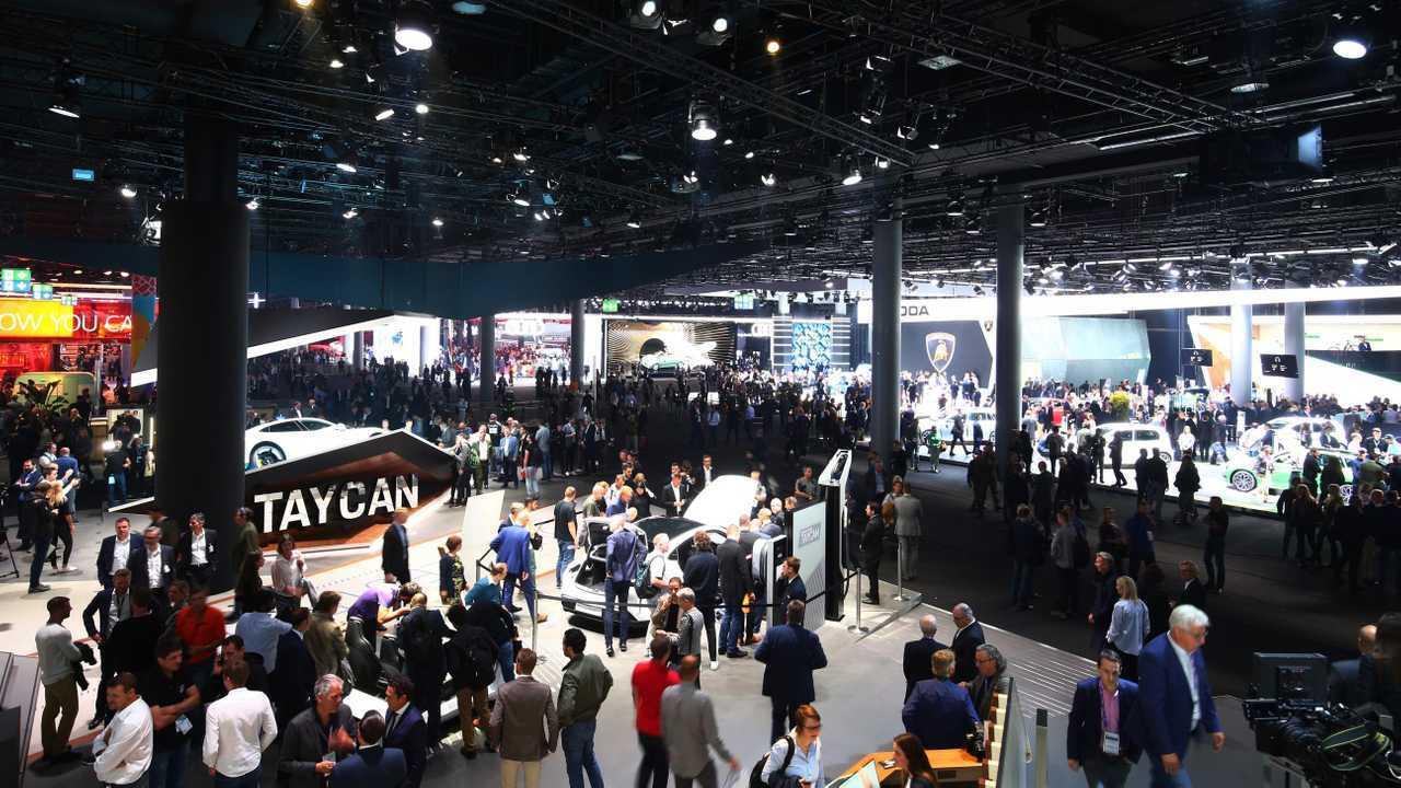Frankfurt Motor Show 2019 atmosphere