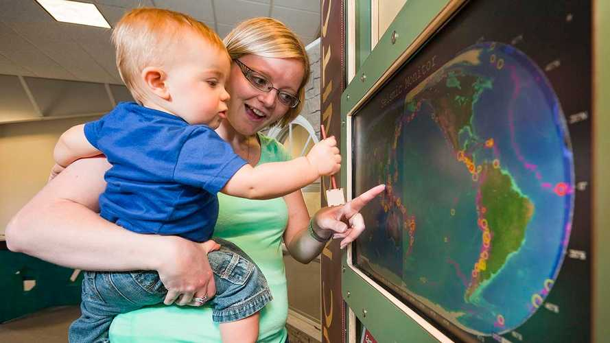 National Corvette Museum Caters To Kids With New Earthquake Exhibit