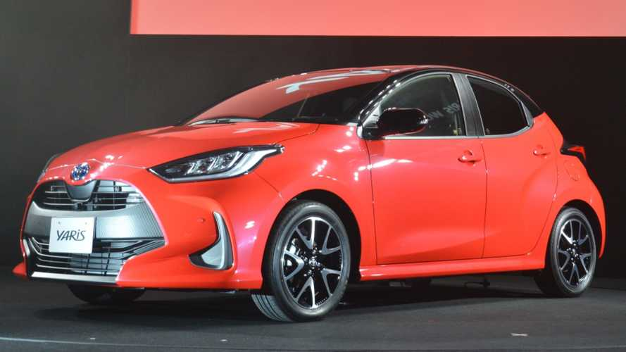 2020 Toyota Yaris Keeps Its Swanky Style Away From The U.S.