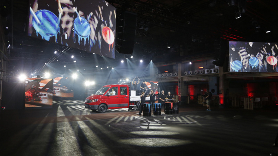 Nuovo Volkswagen Crafter, versatile come nessuno