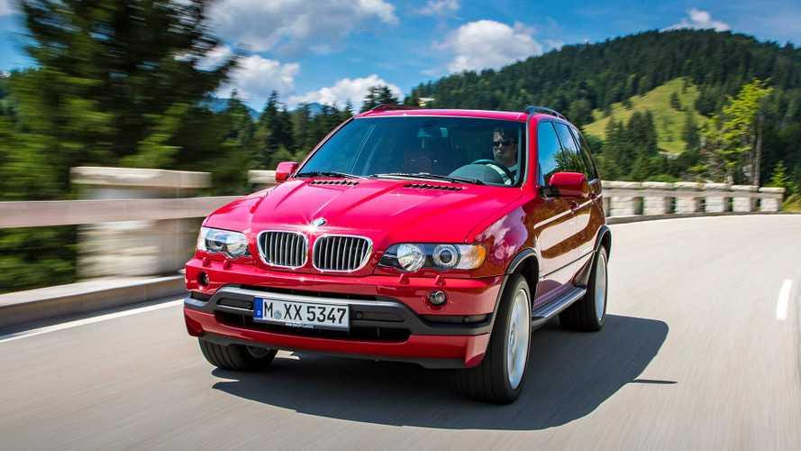 Zeitreise: Unterwegs im BMW X5 4.6is von 2002