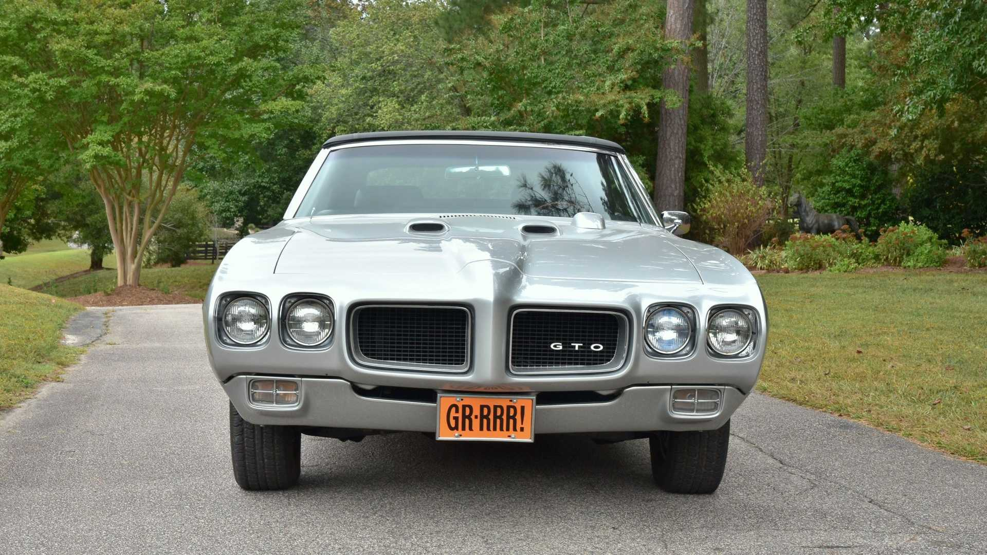 "[""Video: 1970 Pontiac GTO Is Pure Muscle Car Goodness""]"