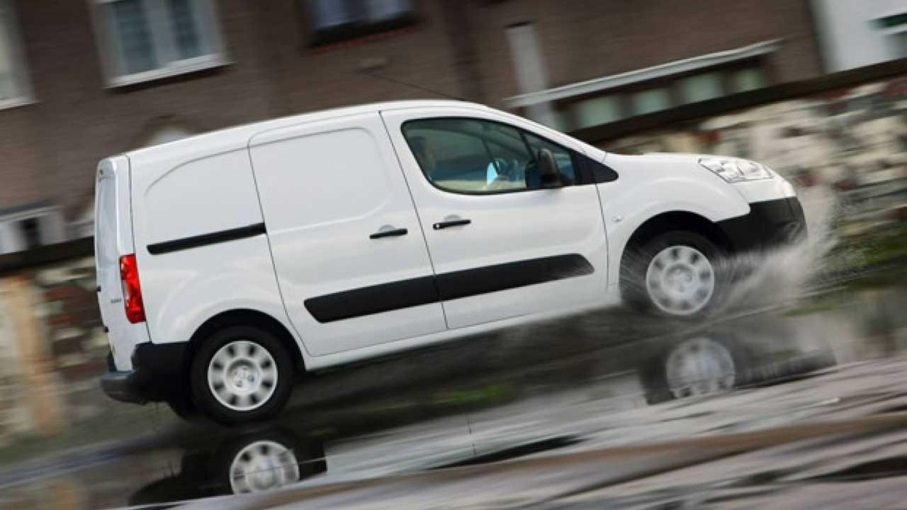 Peugeot Partner refrigerato