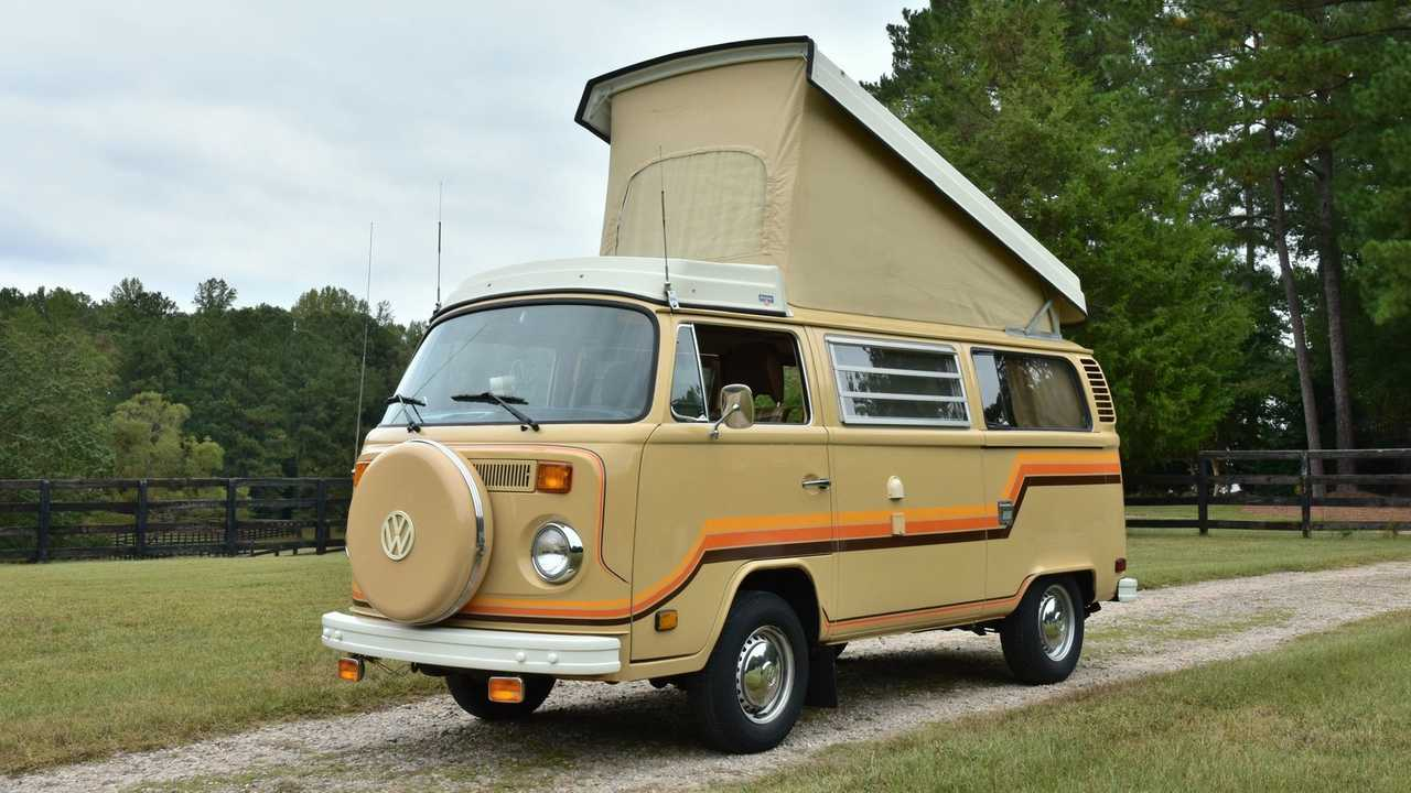 Live The Good Life In A 1979 Volkswagen Westfalia Camper