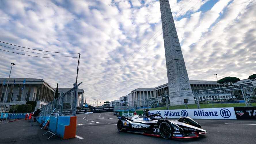 Formula E, confermato il GP di Roma