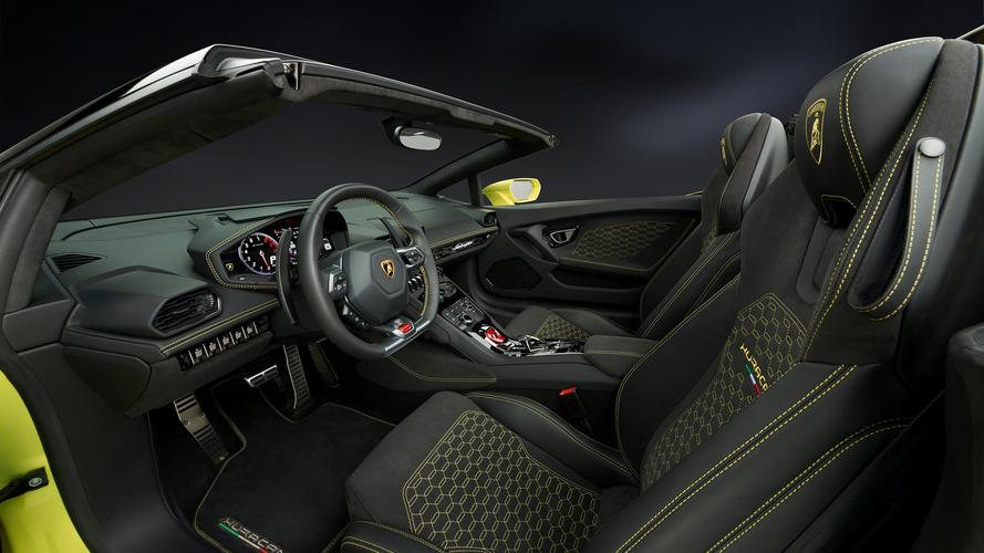 2017 Huracan LP 580-2 Spyder