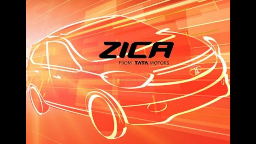 Messi promoverá Zica (novo hatchback da Tata) pelo mundo
