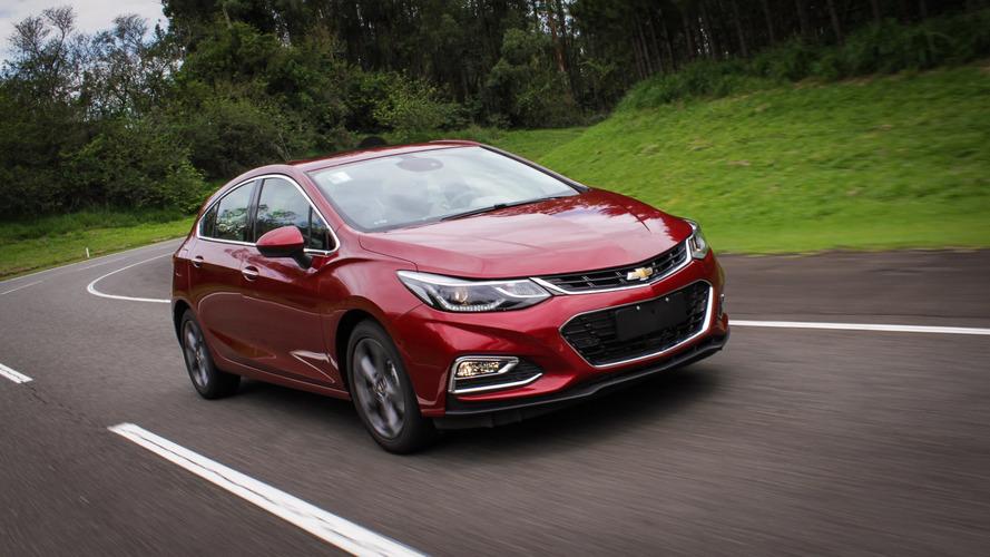 Vídeo - Confira o teste do novo Chevrolet Cruze Sport6