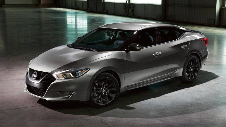 Nissan Midnight Edition Models