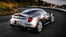 2016 Alfa Romeo 4C Coupe