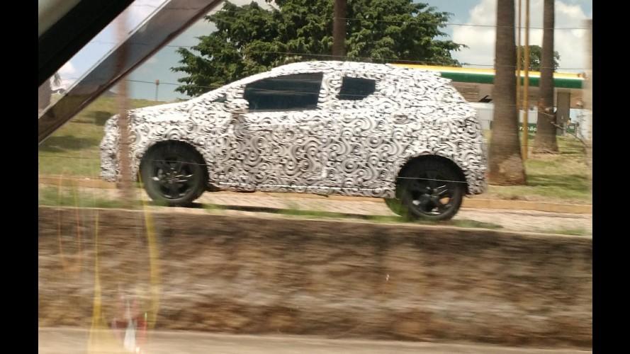 """Honda WR-V: """"mini HR-V"""" projetado no Brasil também será vendido na Índia"""