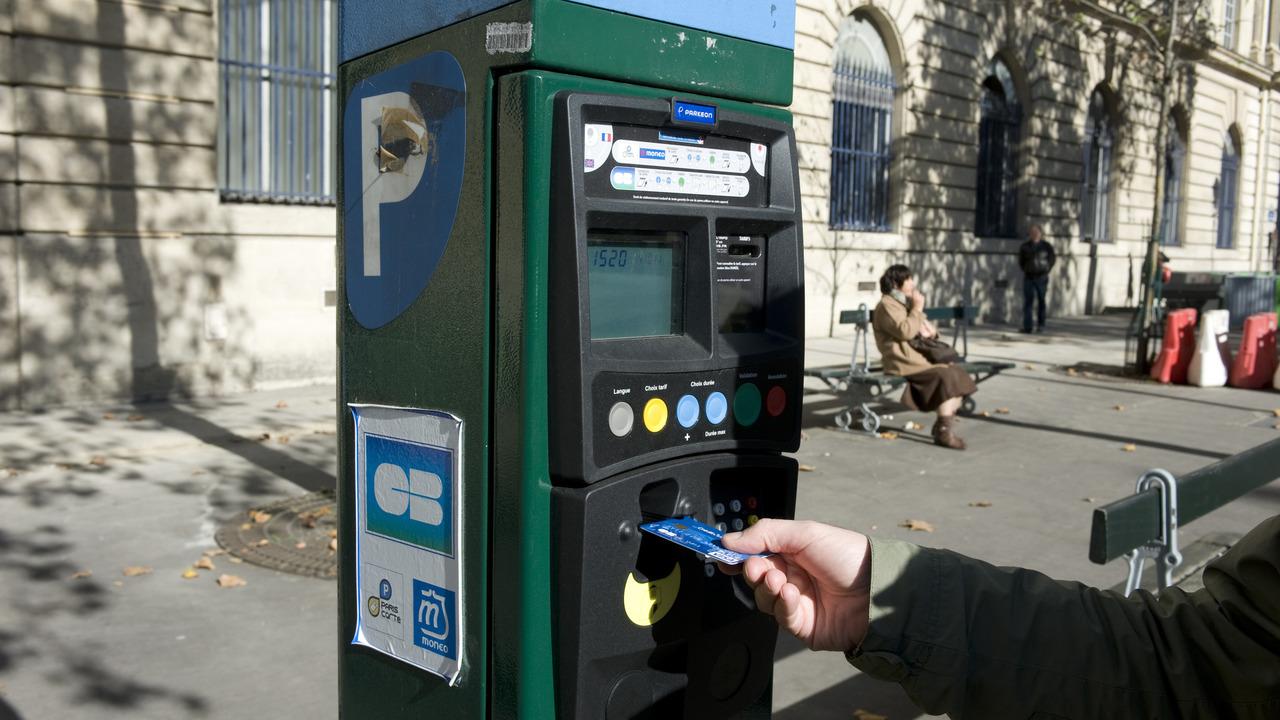 Paris - Photos stationnement