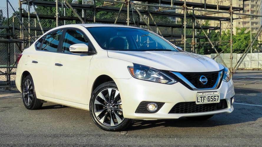 Nissan Sentra deixa de ser oferecido no site da marca no Brasil