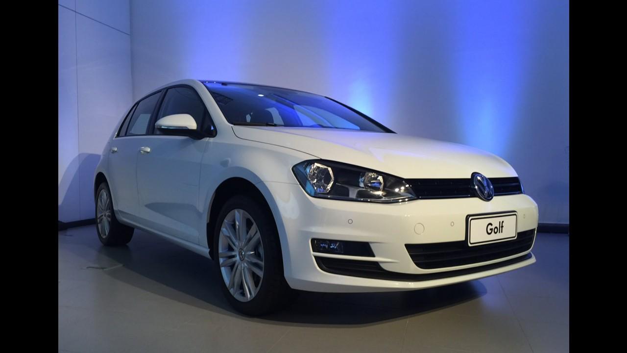 Volkswagen lança novo Golf 1.0 TSI com 125 cv por R$ 74.990