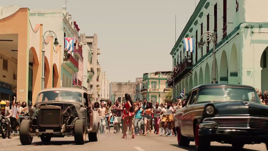 Fast 8 races the streets of Cuba in new trailer