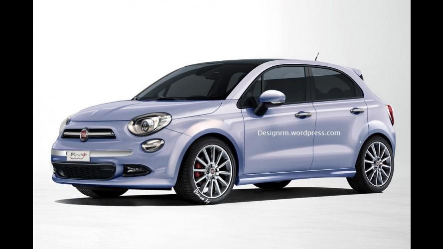 """""""Vejo o sucessor do Punto como um 500 de cinco portas"""", diz chefe de marketing da Fiat"""