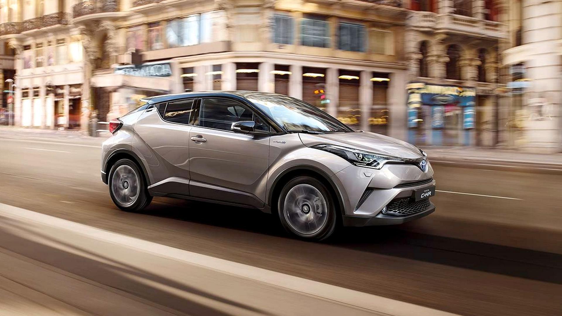 ¿Cómo es el Toyota C-HR 2019 más barato de la gama?