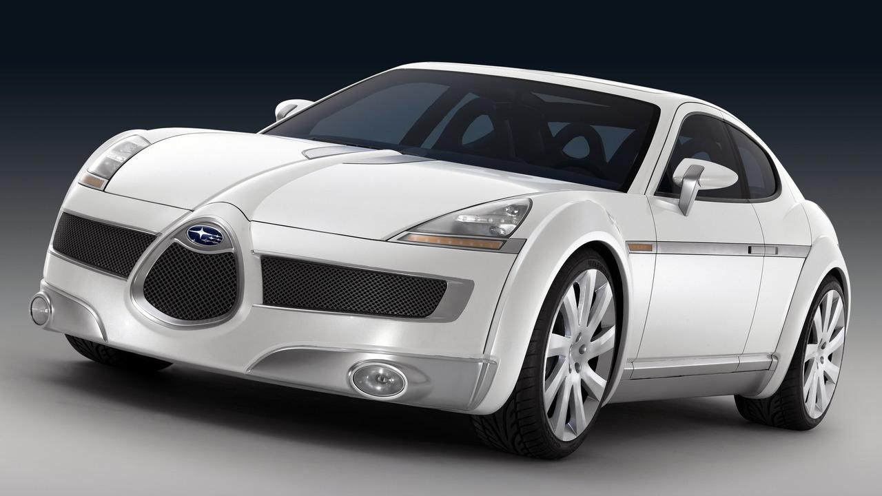 2003 Subaru B11S концепт