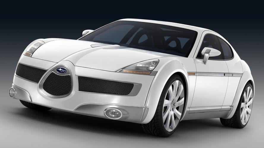 2003 Subaru B11S: забытые концепт-кары