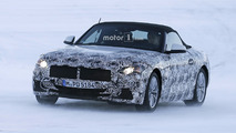 2018 BMW Z5 casus fotoğrafı