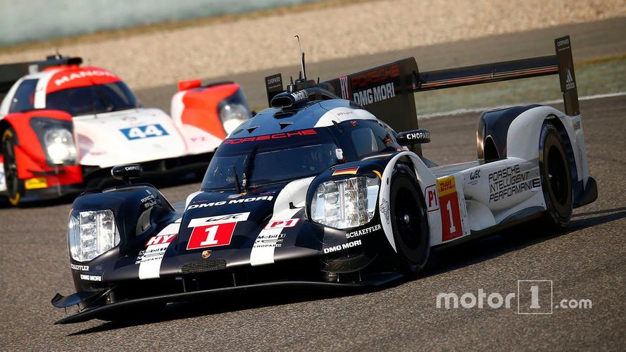 WEC - Porsche vainqueur à Shanghai, le titre pilotes se jouera à Bahreïn
