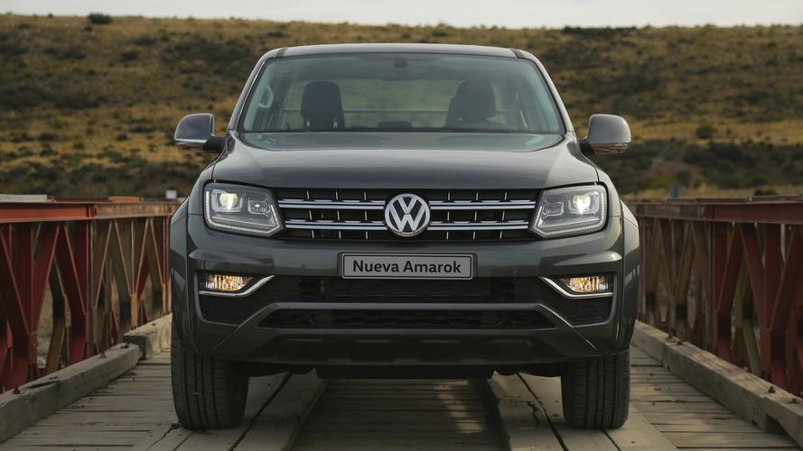 Volkswagen estuda picape maior que a Amarok para os EUA