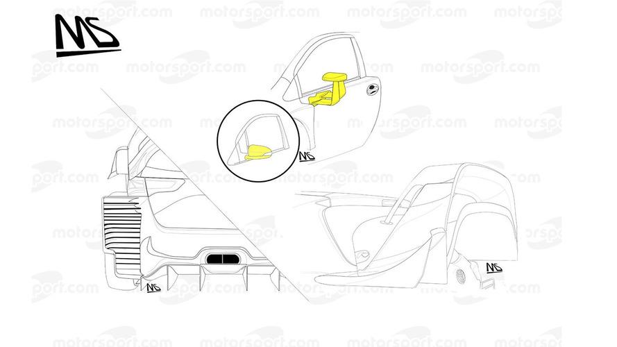 Toyota Yaris WRC Plus 2017 detayı
