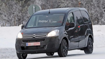 2018 Citroen Berlingo spy photo