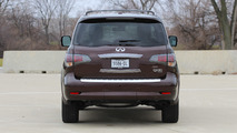 2017 Infiniti QX80: Review