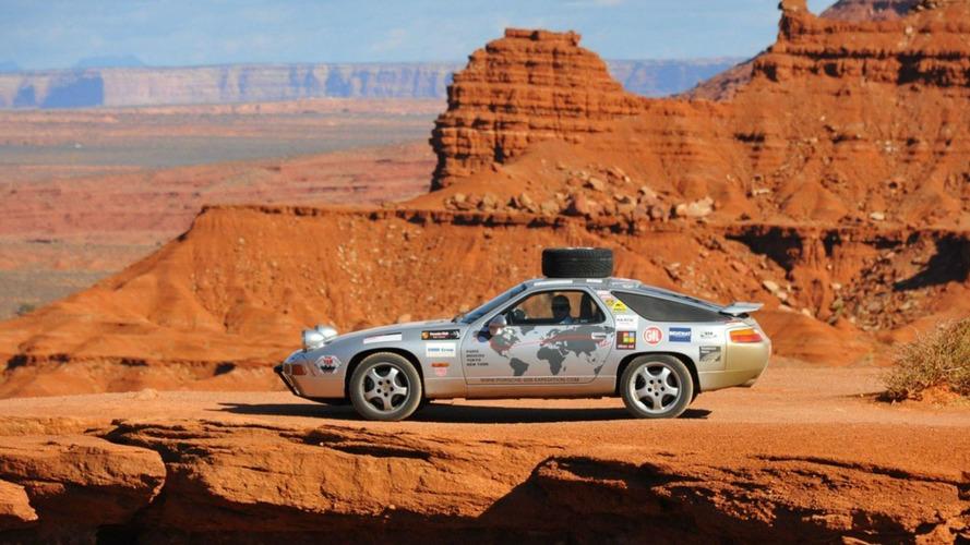 Tour du monde en Porsche 928 - Mission réussie !