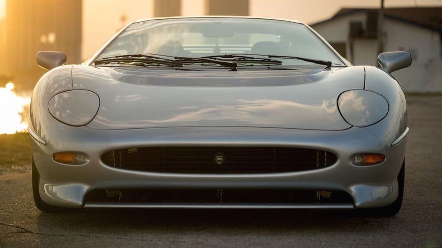 1994 Jaguar Xj220 Is A Rare Ebay Find