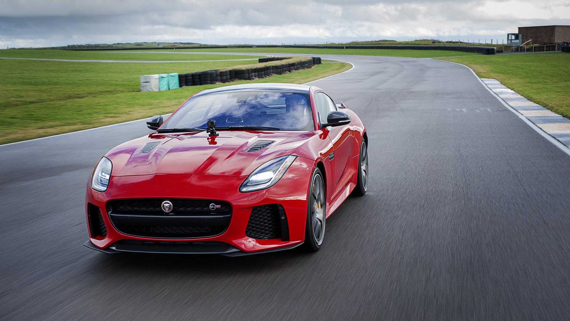 2018 Jaguar F Type Debuts 400 Sport Launch Edition Gopro Integration